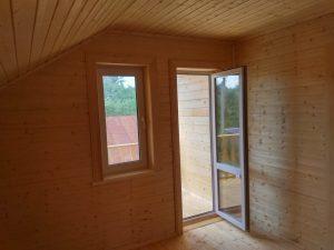 Готовый объект – дом из бруса 10х8 под ключ (фото 10.)