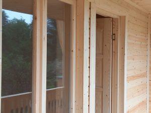 Готовый объект – дом из бруса 6х8 под ключ (фото 5.)